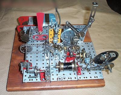 Michael VanValkenberg's New Mechanical Wonder